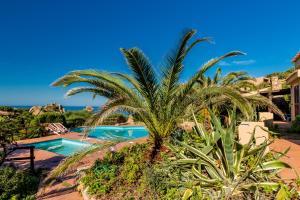 Ginepro Rosso, Ferienhäuser  Costa Paradiso - big - 8