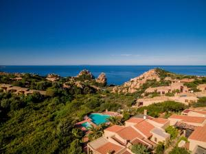 Ginepro Rosso, Ferienhäuser  Costa Paradiso - big - 5