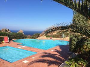 Ginepro Rosso, Ferienhäuser  Costa Paradiso - big - 25