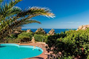 Ginepro Rosso, Ferienhäuser  Costa Paradiso - big - 27