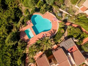 Ginepro Rosso, Ferienhäuser  Costa Paradiso - big - 28
