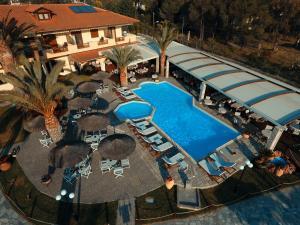 Vergos Hotel, Апарт-отели  Вурвуру - big - 46