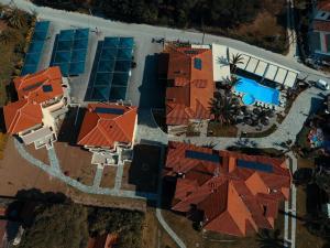 Vergos Hotel, Апарт-отели  Вурвуру - big - 32