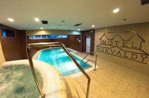 Wellness Hotel Hukvaldy