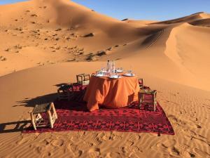 Riad Desert Camel, Hotels  Merzouga - big - 26