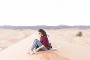 Riad Desert Camel, Hotels  Merzouga - big - 27