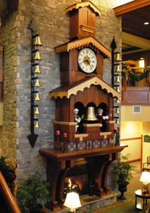 The Inn at Christmas Place, Hotel  Pigeon Forge - big - 18