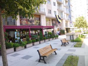 Kozapark Esenyurt, Apartmány  Esenyurt - big - 112