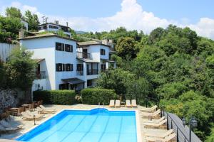 Hotel Aglaida Apartments, Aparthotely  Tsagarada - big - 34