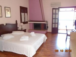 Hotel Aglaida Apartments, Aparthotely  Tsagarada - big - 12