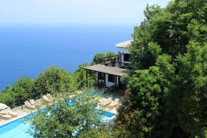 Hotel Aglaida Apartments, Aparthotely  Tsagarada - big - 37