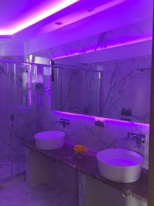 Vergos Hotel, Апарт-отели  Вурвуру - big - 21