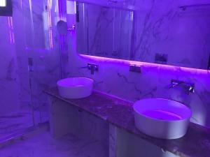Vergos Hotel, Апарт-отели  Вурвуру - big - 17