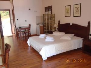 Hotel Aglaida Apartments, Aparthotely  Tsagarada - big - 10