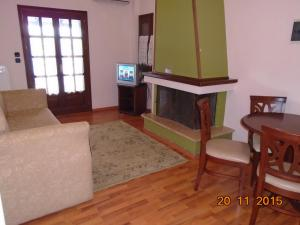 Hotel Aglaida Apartments, Aparthotely  Tsagarada - big - 8