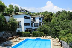 Hotel Aglaida Apartments, Aparthotely  Tsagarada - big - 31