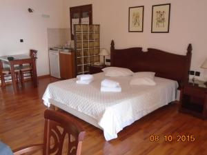 Hotel Aglaida Apartments, Aparthotely  Tsagarada - big - 4