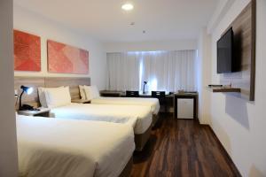 Gran Victory Hotel, Hotely  Juiz de Fora - big - 3