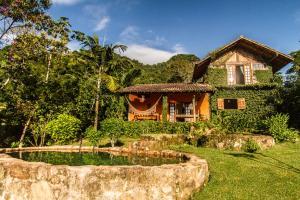 Casa do Capoeira Paraty, Ubytování v soukromí  Paraty - big - 20