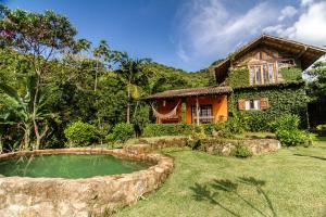 Casa do Capoeira Paraty, Ubytování v soukromí  Paraty - big - 1