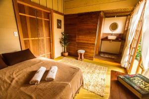 Casa do Capoeira Paraty, Ubytování v soukromí  Paraty - big - 5