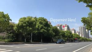 PepperMint Apartment, Apartmány  Nanjing - big - 23