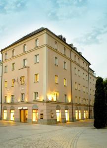 obrázek - Centro Hotel Weisser Hase