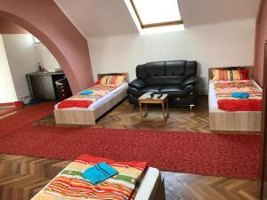 Apartament David, Ferienwohnungen  Braşov - big - 9