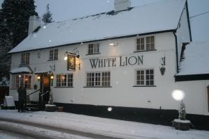 The White Lion Inn, Fogadók  Hampton in Arden - big - 36