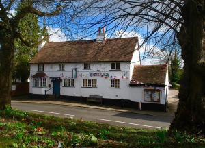 The White Lion Inn, Fogadók  Hampton in Arden - big - 33