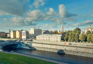Санкт-Петербург - Hotel Esplanada