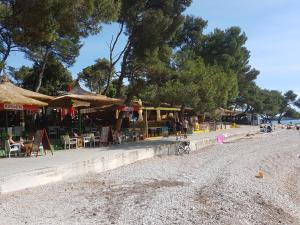 Mobile Homes Seashell Soline, Holiday parks  Biograd na Moru - big - 43