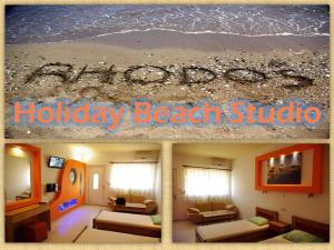 Holiday Beach Studio, Apartmány  Faliraki - big - 1