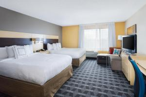 TownePlace Suites by Marriott Bossier City, Hotely  Bossier City - big - 9