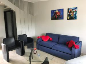 Housing Pefkos II, Apartmány  Nea Fokea - big - 71