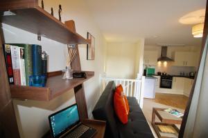 Marlborough Court Apartments, Апартаменты  Эпсом - big - 15