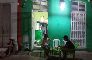 Hostel Green House Getsemani