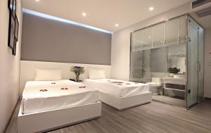 Hanoi Ping Luxury Hotel, Отели  Ханой - big - 1