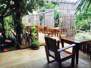 Huaymuang Apartment, Penziony  Ubon Ratchathani - big - 41