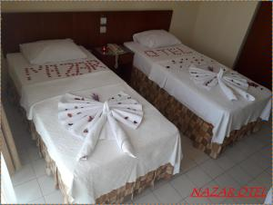 Nazar Hotel, Hotely  Didim - big - 7