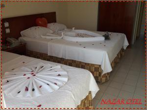 Nazar Hotel, Hotely  Didim - big - 6