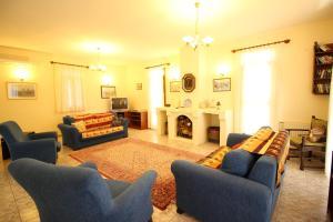 Kaya Vadi Villas, Holiday homes  Kayakoy - big - 19