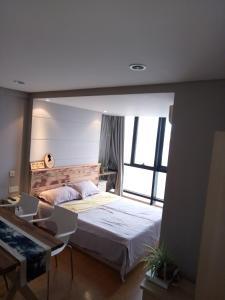 Jiu She Apartment, Apartmány  Suzhou - big - 21