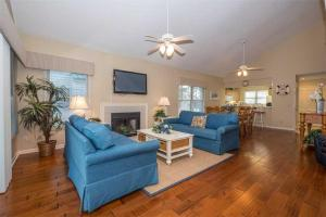 Beachside 4 - Four Bedroom Home, Holiday homes  Hilton Head Island - big - 3