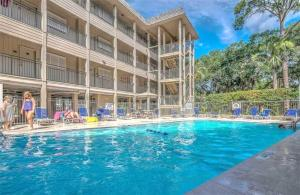 Seaside Villa 379 - One Bedroom Condominium, Apartmány  Hilton Head Island - big - 22