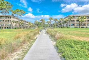 Seaside Villa 379 - One Bedroom Condominium, Apartmány  Hilton Head Island - big - 12