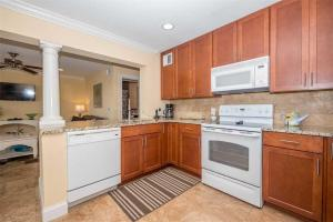 Beach and Tennis Admirals Row 412 - Two Bedroom Condominium, Apartmány  Hilton Head Island - big - 20