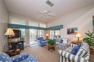 Beachside Tennis 1895 - Two Bedroom Condominium, Ferienwohnungen  Hilton Head Island - big - 1