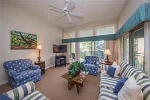 Beachside Tennis 1895 - Two Bedroom Condominium, Ferienwohnungen  Hilton Head Island - big - 13