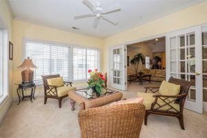 Golfmaster O2 - Three Bedroom Condominium, Apartments  Hilton Head Island - big - 26